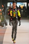 one of many grafiti and punk inspired outfits i have seen for fall 2012