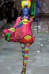 ok,,,not getting the blue martian objective,but i love the frock! and the tights,it makes me think of unicorns and rainbows,now wouldnt be awsome if jeremy scott collaborated with these guys